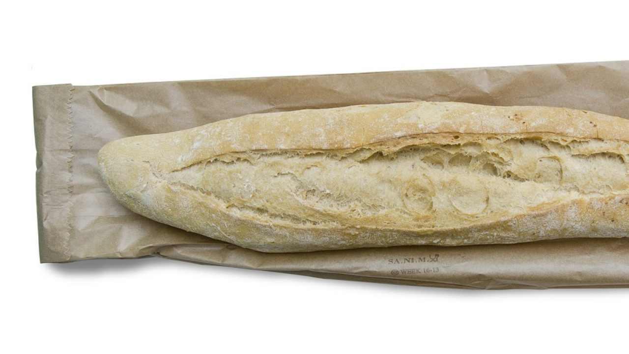 sacchetti del pane utilizzo