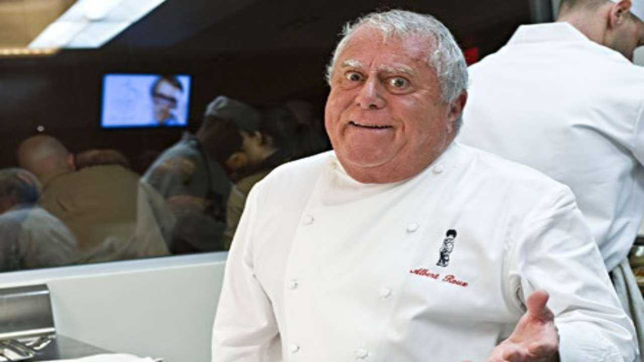 Albert Roux morto chef