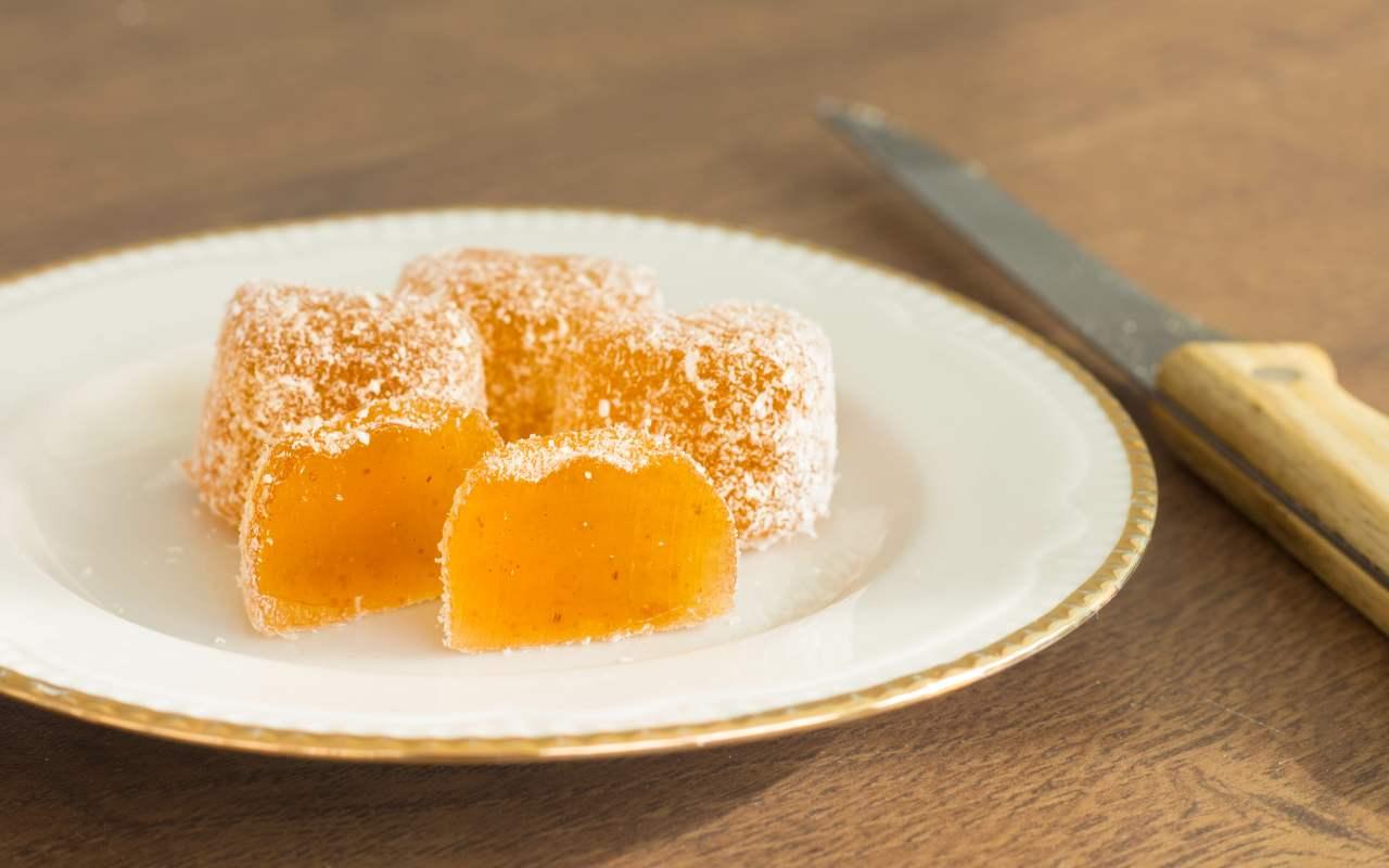 arancia cocco ricetta FOTO ricettasprint
