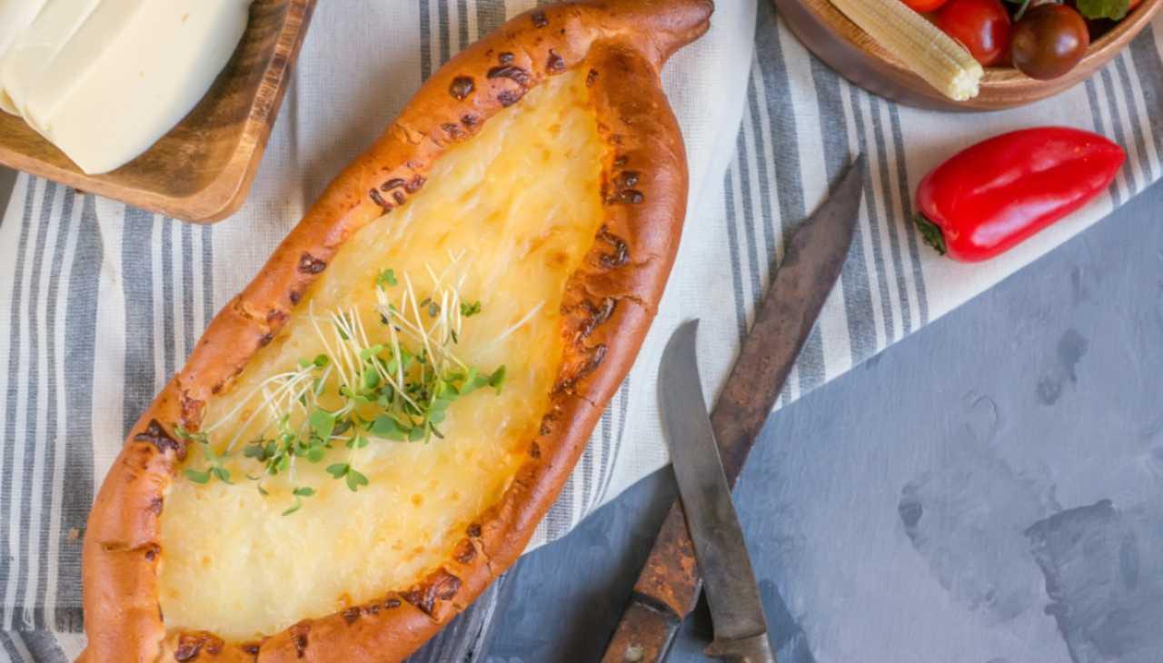 Barchette di pane senza lievito ricetta