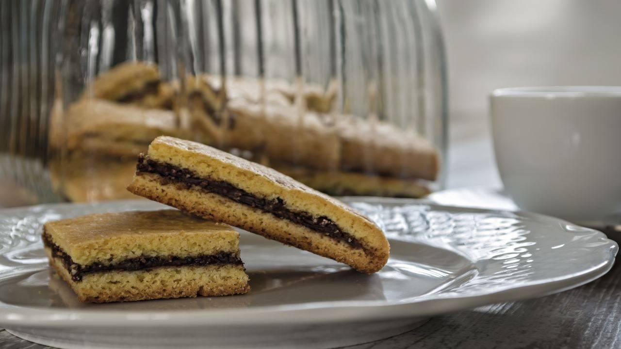 Biscottii al cioccolato