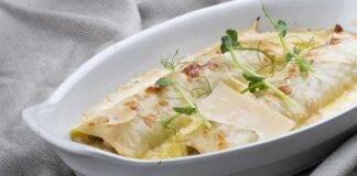 Cannelloni al salmone ricetta