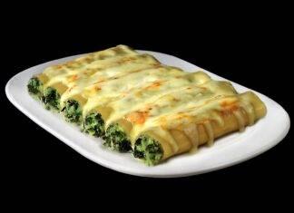 cannelloni crepes ricetta FOTO ricettasprint