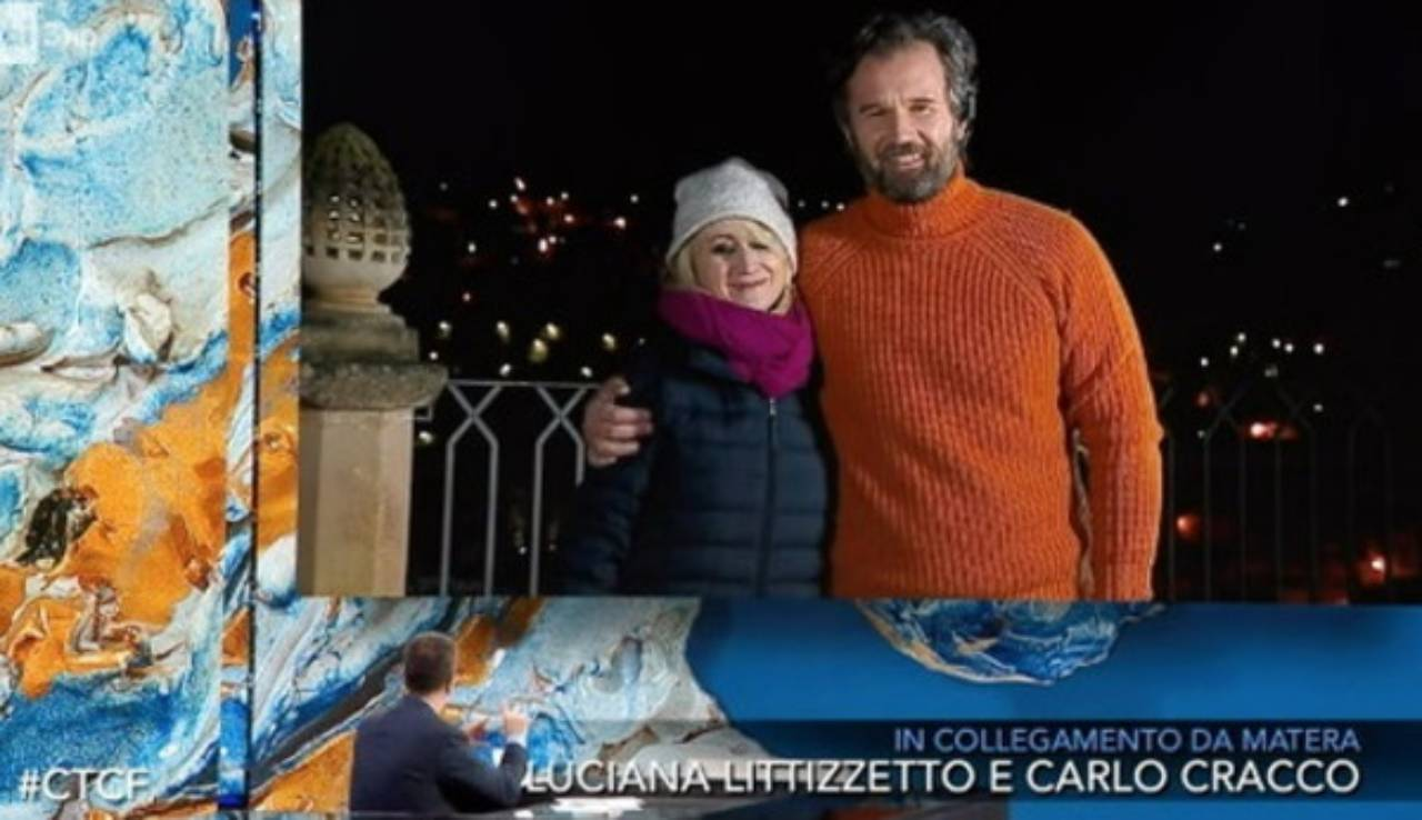 Virginia Raffaele e Ornella Vanoni stasera a Che tempo che fa