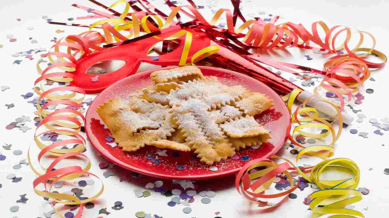 Chiacchiere Bimby ricette Carnevale