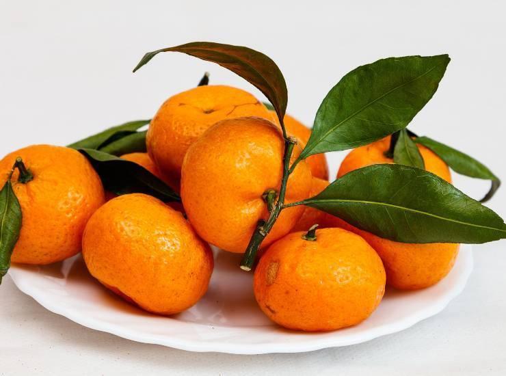 Mandarini farciti