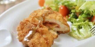 Cordon bleu di pollo ricetta