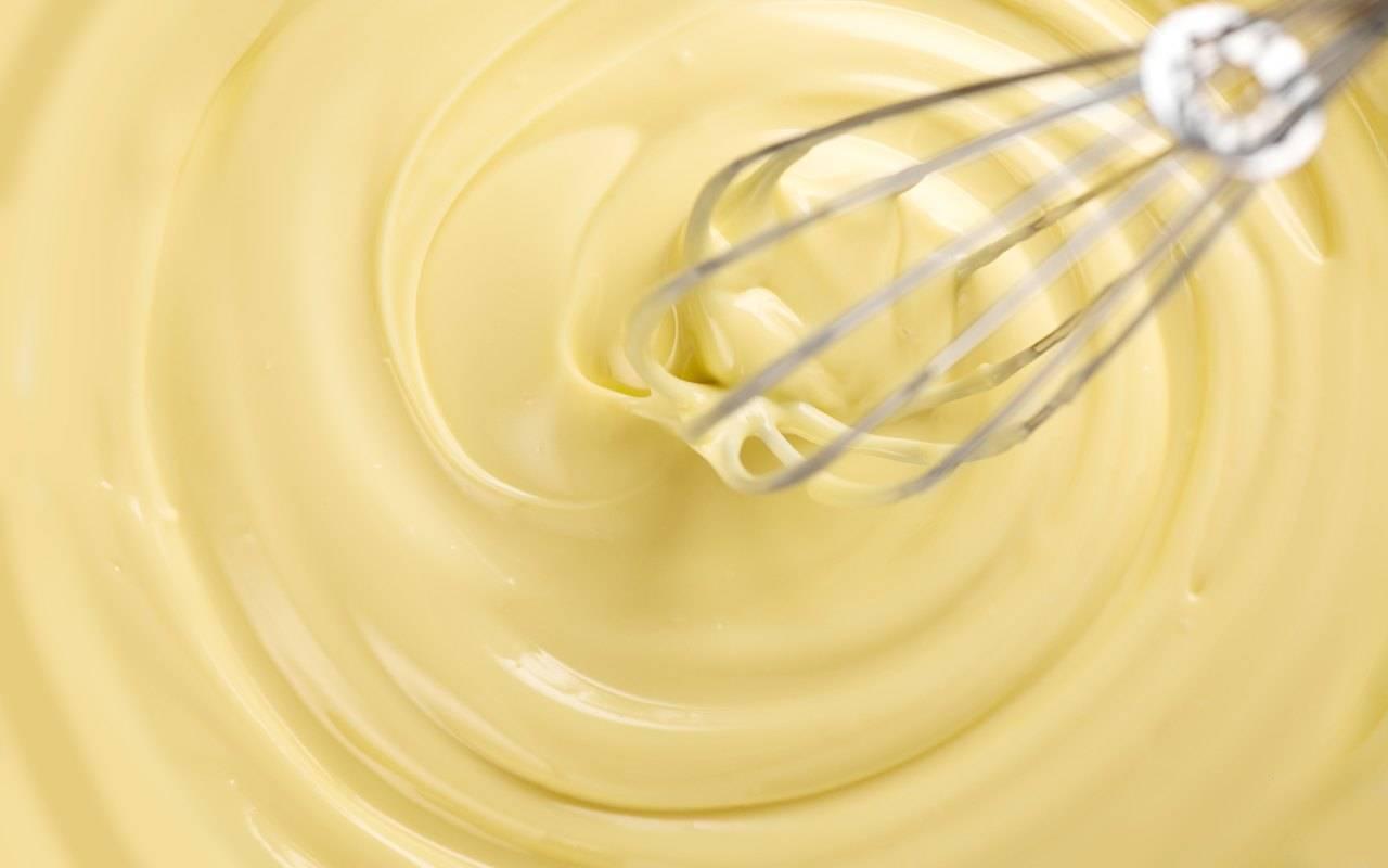 crema cioccolato burro uova ricetta FOTO ricettasprint