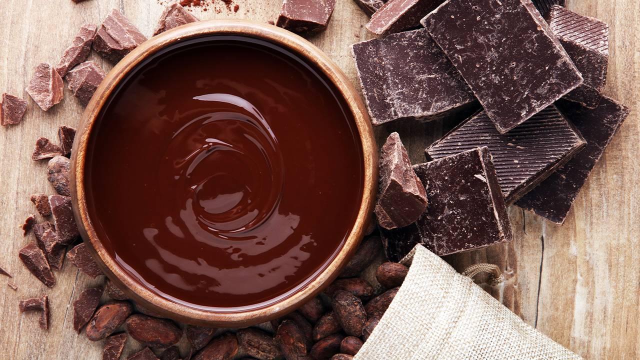 dessert cioccolato e liquore