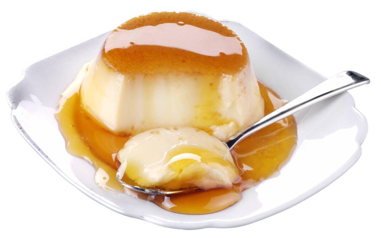 creme caramel ricetta FOTO ricettasprint