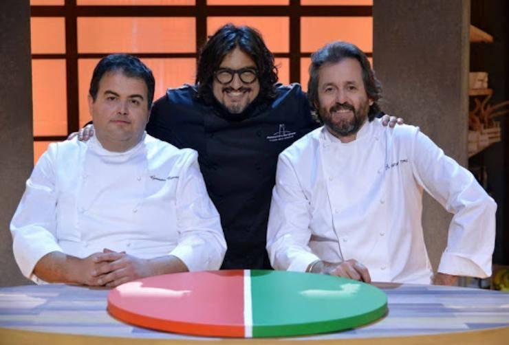 Cristiano Tomei cucina - RicettaSprint
