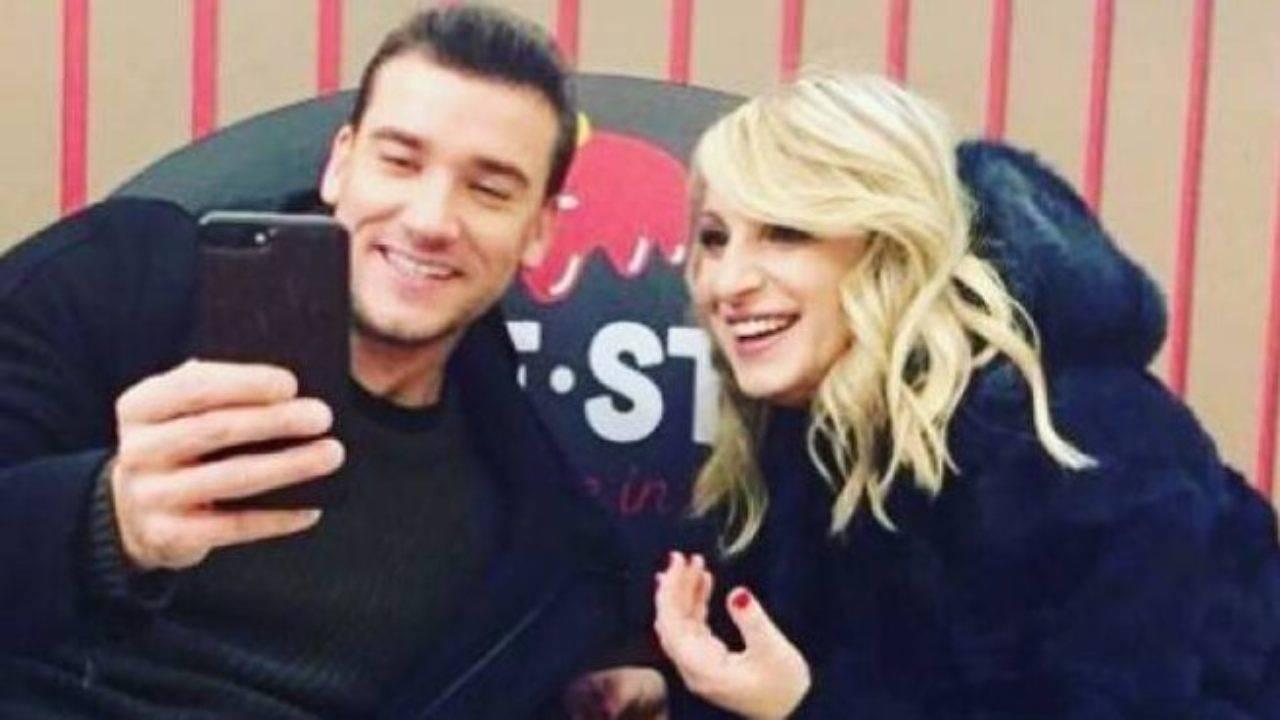 Damiano Carrara golosità e tv con Katia Follesa - RicettaSprint