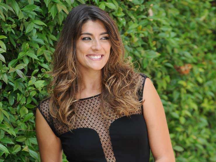 Elisa Isoardi tutta spettinata - RicettaSprint