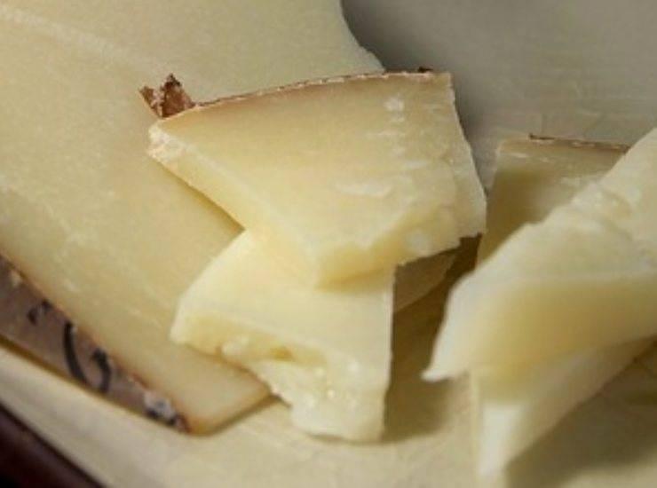 Filetto di platessa con cacio FOTO ricettasprint