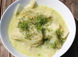 Finocchio in padella al parmigiano ricetta