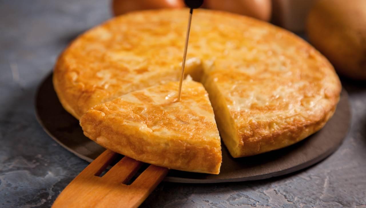 Frittata di pane ricetta