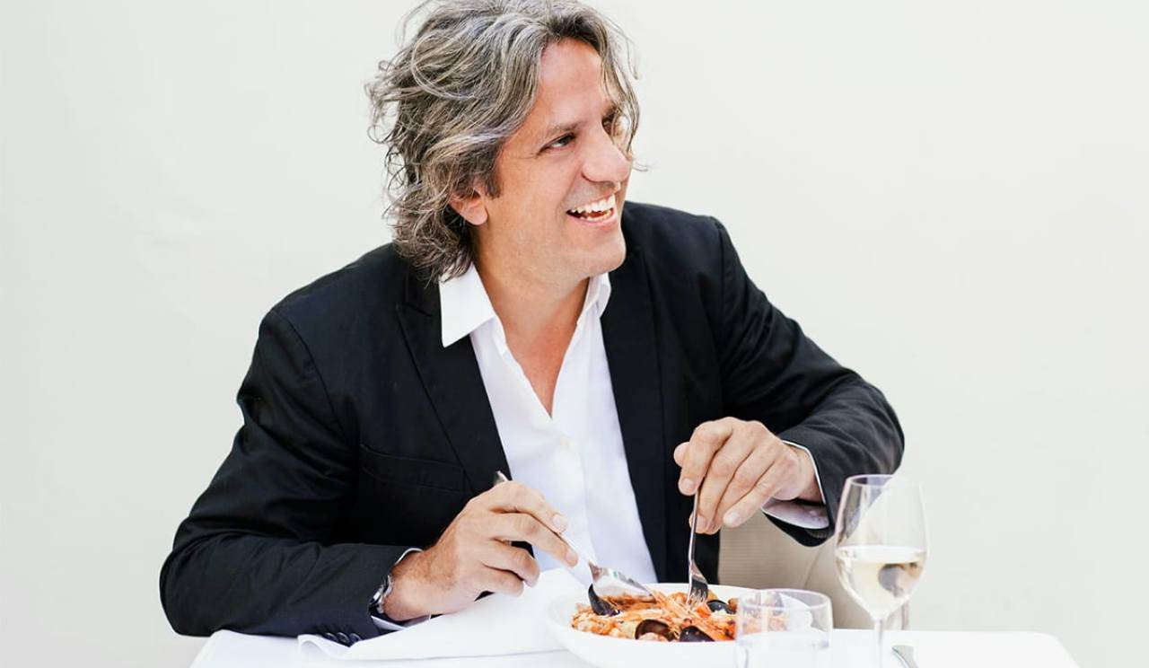 Giorgio Locatelli progetto - RicettaSprint