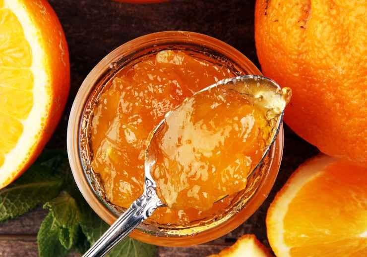 Girelle all'arancia