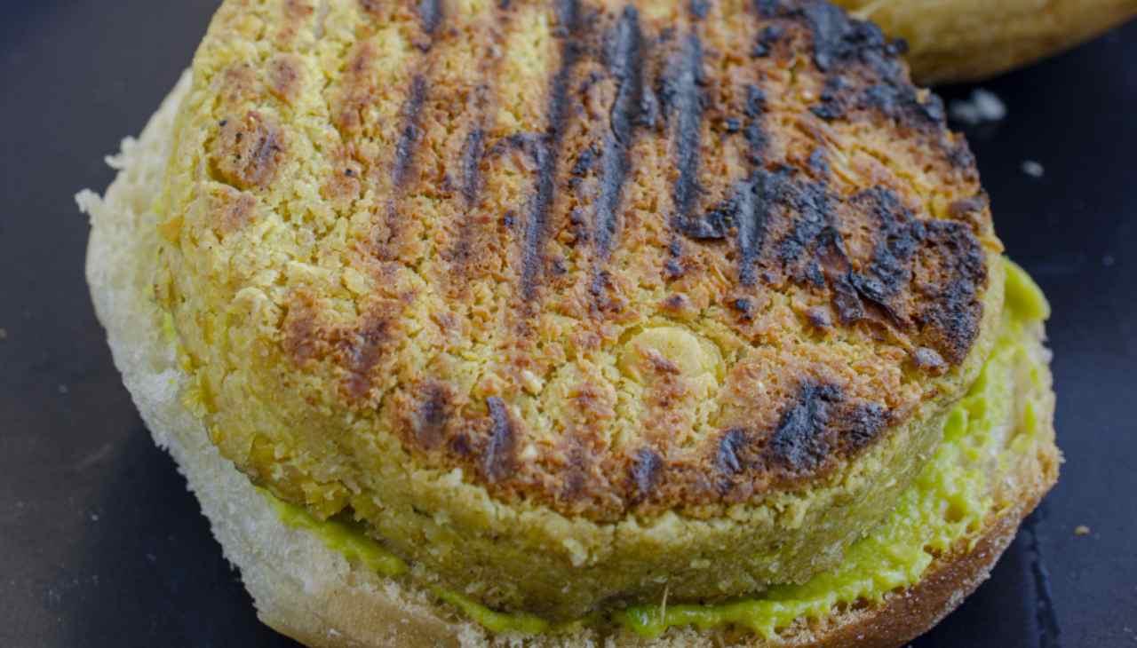 Hamburger vegan e gluten free ricetta