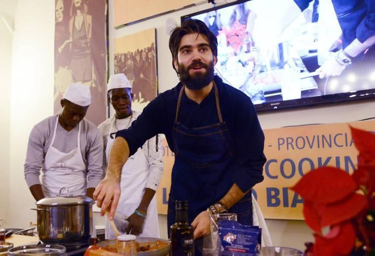 Lorenzo Biagiarelli ricetta Kebab - RicettaSprint