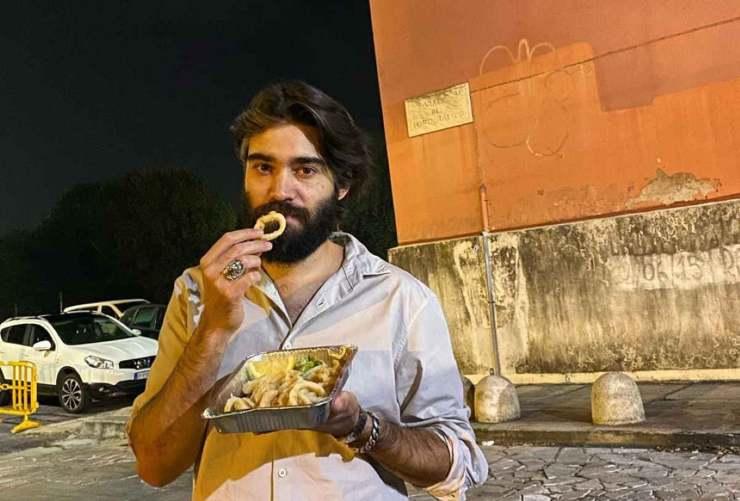 Lorenzo Biagiarelli spaghetti del mentecatto - RicettaSprint