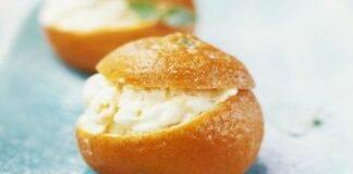 mandarini crema ricetta FOTO ricettasprint