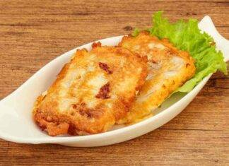 Merluzzo sabbioso senza formaggio ricetta