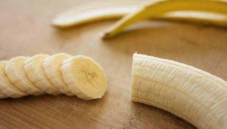 Muffin con banana senza burro