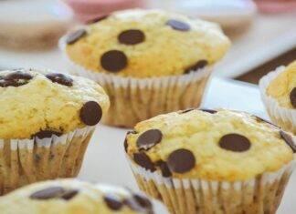 Muffin cioccolato Bimby