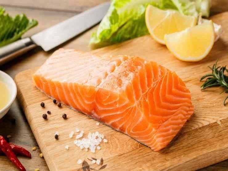 Pasta cremosa al salmone