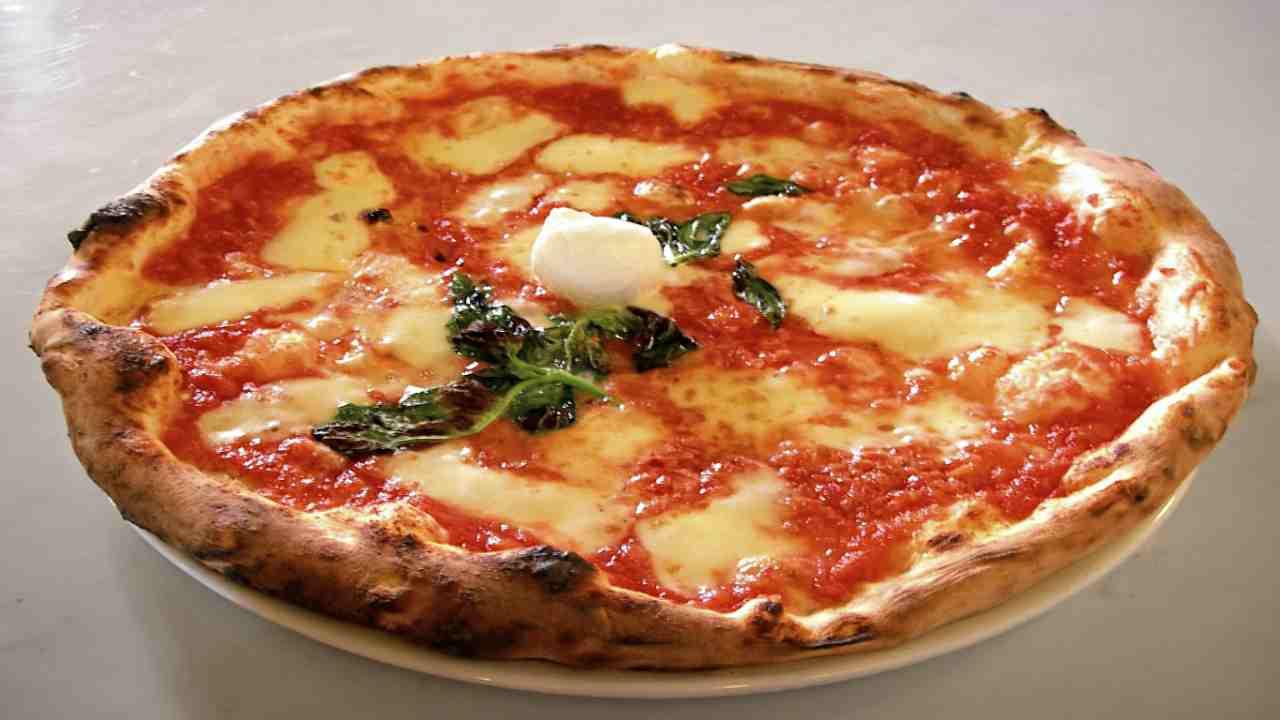 Pizza Day pizza napoletana