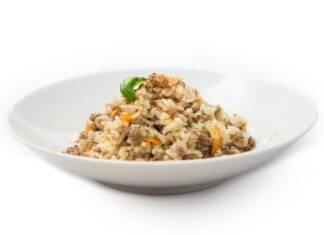 riso carne macinata ricetta FOTO ricettasprint