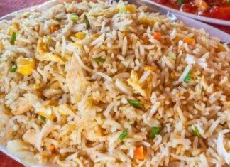 Riso fritto alla orientale ricetta