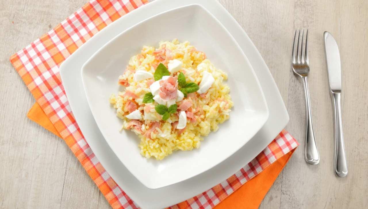 Risotto all'uovo ricetta