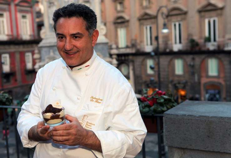 Sal De Riso torta golosa - RicettaSprint