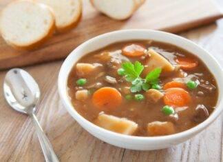 spezzatino cremoso patate ricetta FOTO ricettasprint