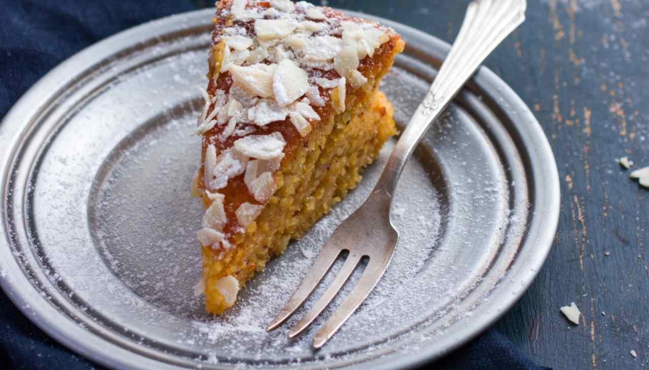 Torta al mandarino con crema al mandarino ricetta