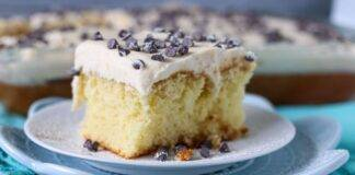 torta ricotta crema ricetta FOTO ricettasprint