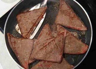 Tramezzini di carne di Simone Buzzi ricettasprint