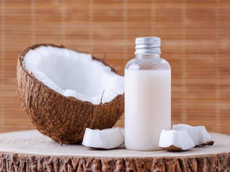 Latte al cocco