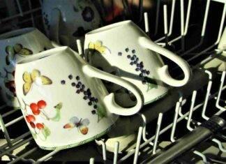 pulire lavastoviglie