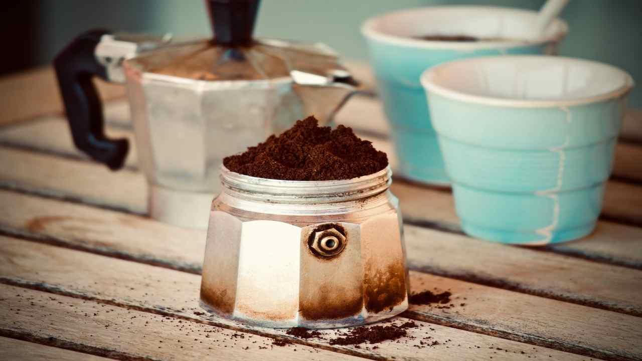 caffè consigli preparazione moka