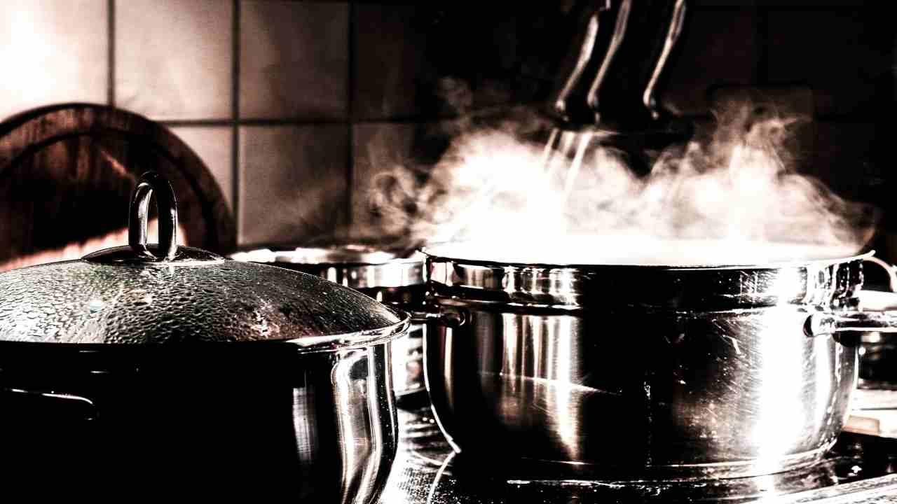 pentole cucinare salute