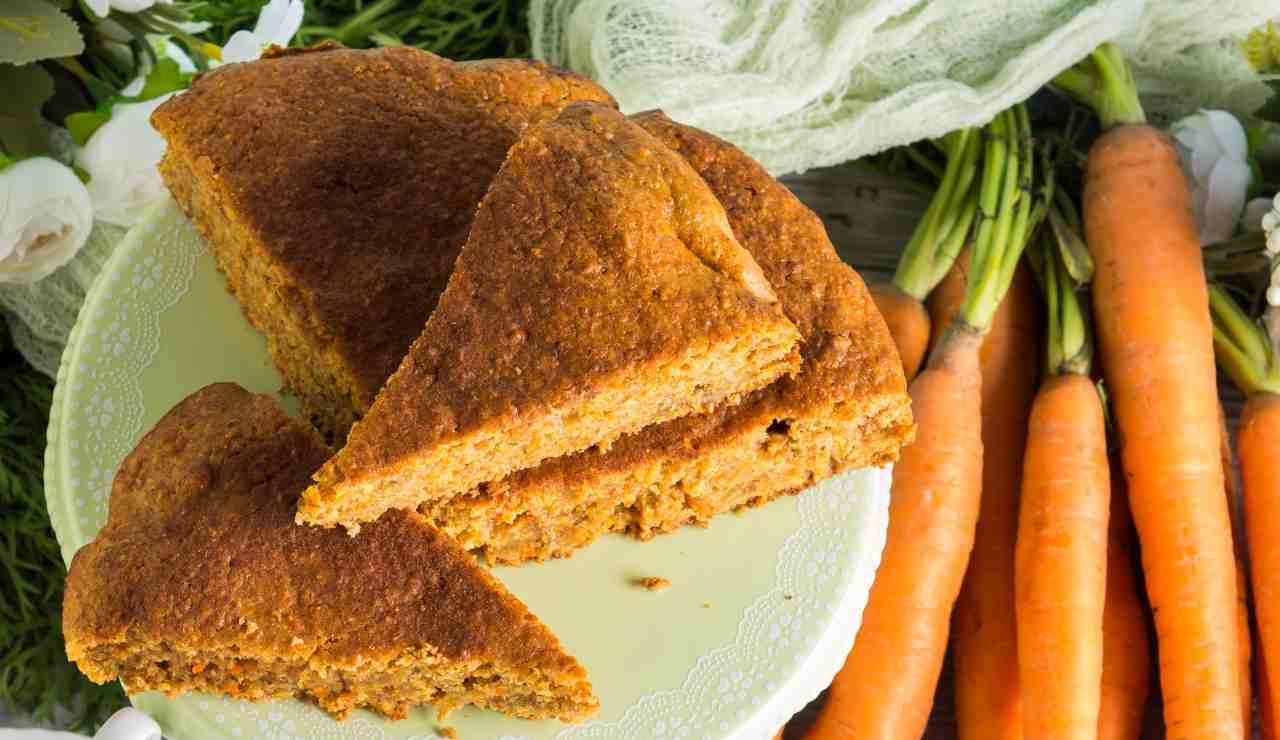 torta salata di carote ricettasprint