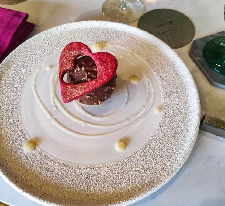 Alessandro Borghese celebra San Valentino - RicettaSprint