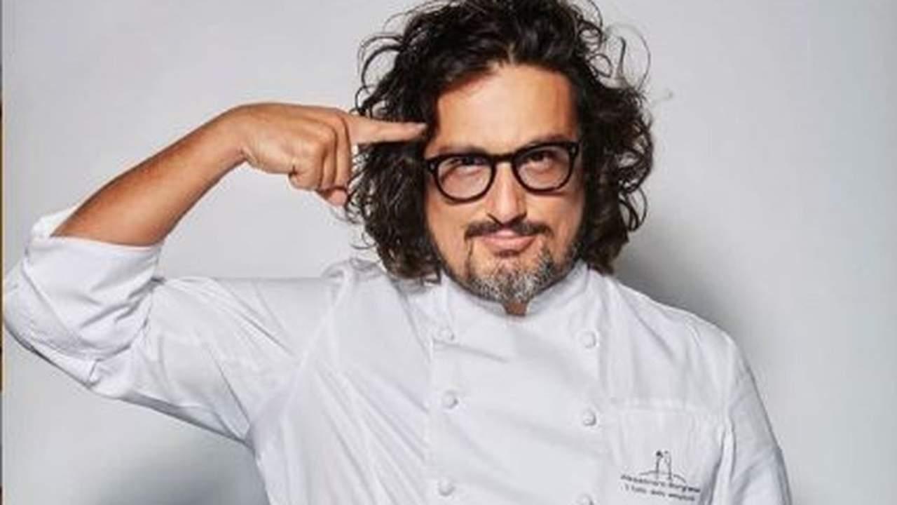 Alessandro Borghese cucina educazione - RicettaSprint