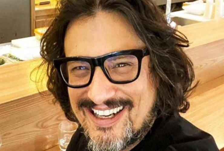 Alessandro Borghese musica in cucina - RicettaSprint