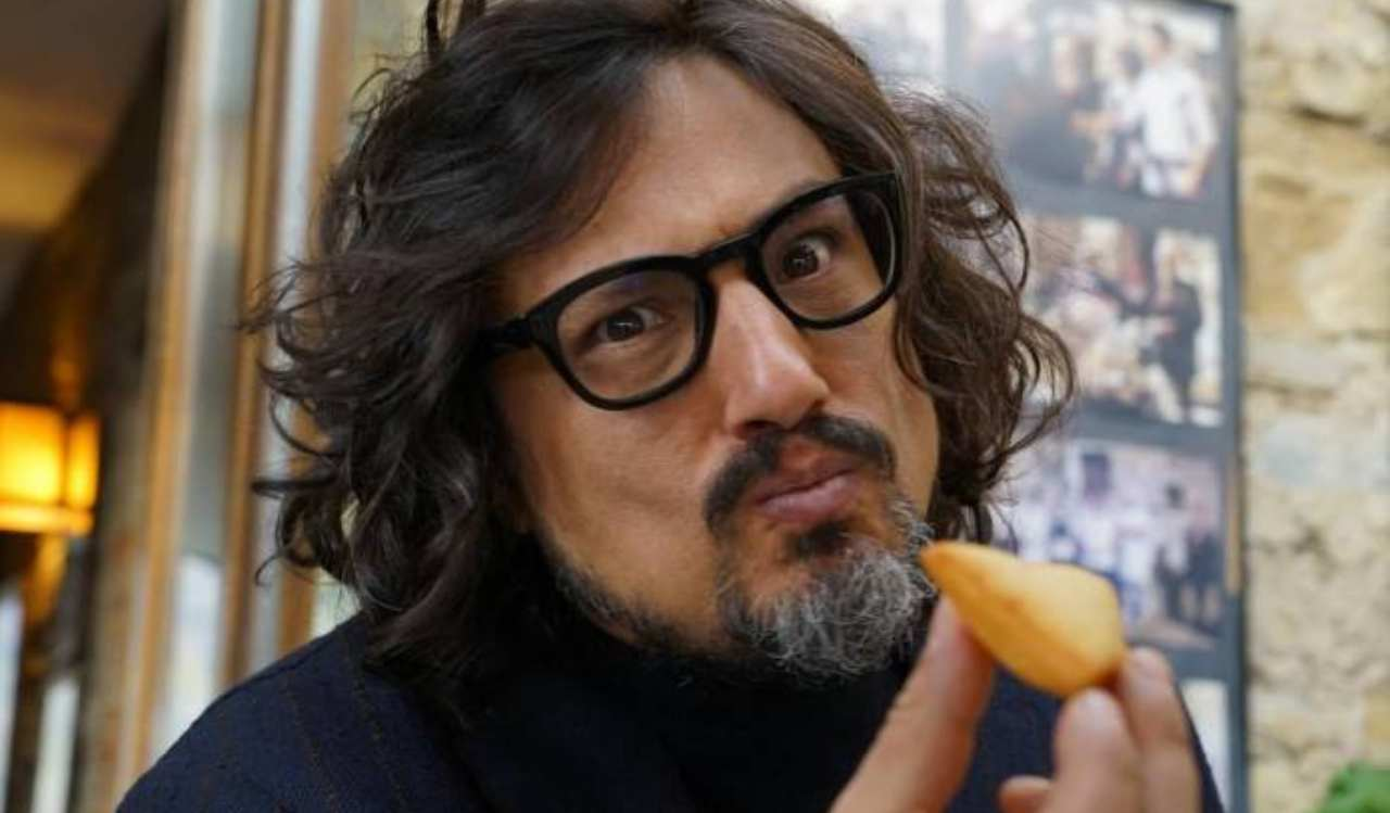 Alessandro Borghese raffinato e goloso - RicettaSprint