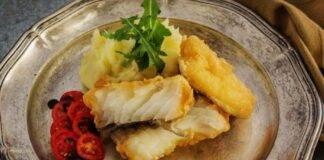 Baccalà fritto ricetta