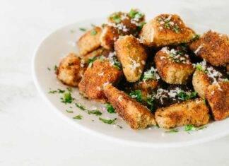 bocconcini pollo ricetta FOTO ricettasprint